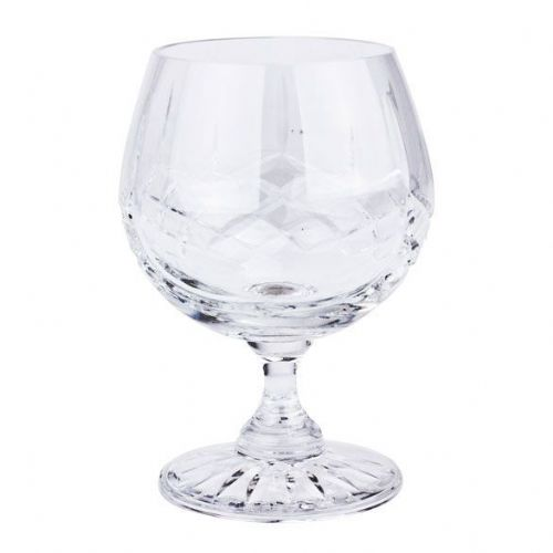 Lindisfarne Gospels Crystal Brandy 110mm